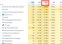 [Quick Fix] Windows 10 100% Disk Usage by System