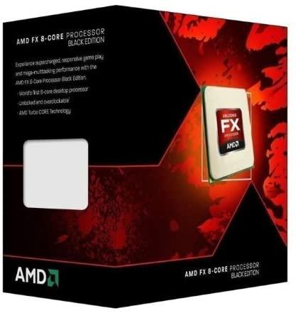 FX-Series 8-Core Black Edition Processor