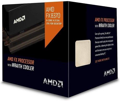 FX-8370 Octa-Core Desktop Processor
