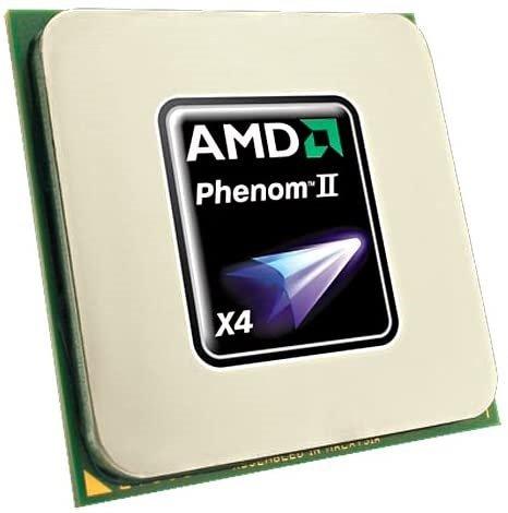 Socket AM3 95W Quad-Core Processor