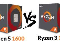 Ryzen 5 1600 vs Ryzen 3 1200 – Which CPU is Best?
