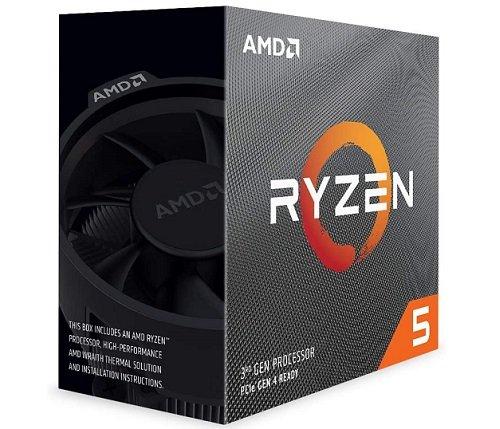 Unlocked Desktop Processor with Wraith Stealth Cooler