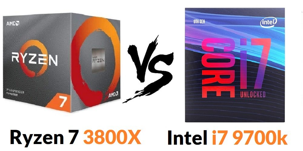 AMD Ryzen 7 2700x vs Ryzen 5 3600x Comparison