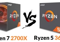Ryzen 7 2700x vs Ryzen 5 3600x – Which CPU Should I  Buy
