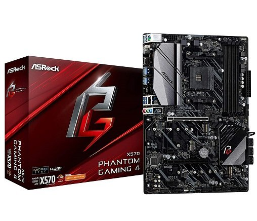 Phantom Gaming 4 Motherboard review