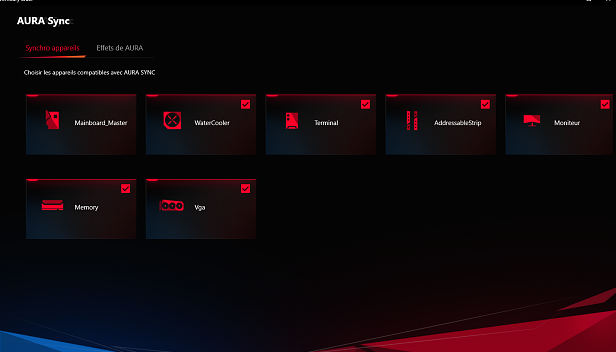 Download And Use ASUS ROG Armoury Crate