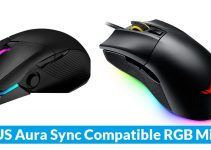 Best ASUS Aura Sync Compatible RGB Mice in 2021