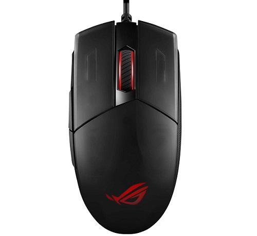 Ambidextrous & Ergonomic Wired Mouse