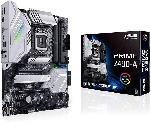Aura Sync RGB Motherboard