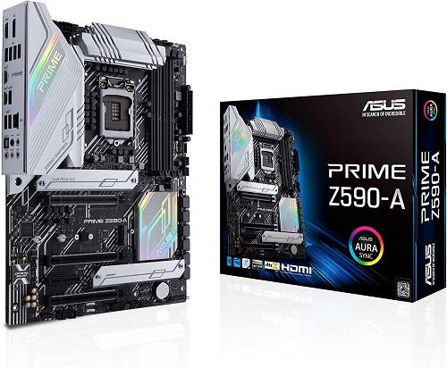 Aura Sync RGB Lighting Motherboard