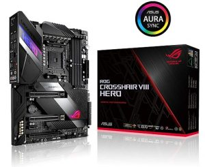 ATX Motherboard with PCIe 4.0