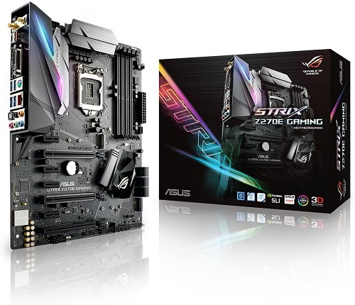 ATX Motherboard with onboard AC Wifi