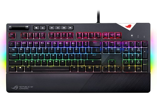 Aura Sync RGB Mechanical Gaming Keyboard with Switches