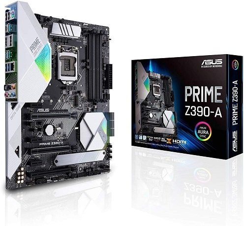 Asus Prime Z390-A Motherboard Review