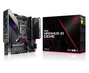 ROG Maximus XI Gene Z390 Review