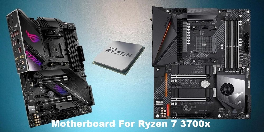 Motherboards For Ryzen 7 3700x Reviews