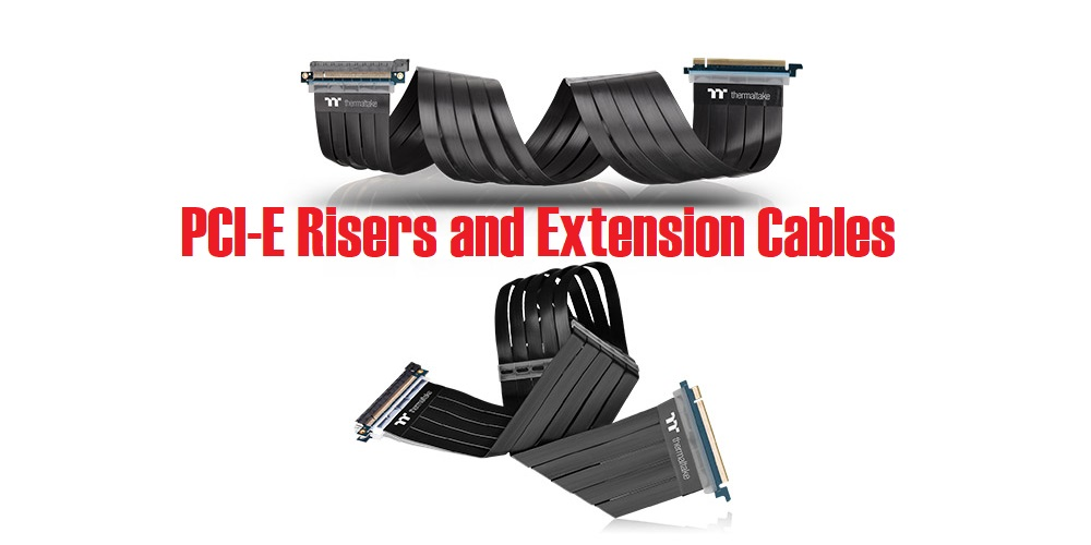 Best PCIe riser cables and Extension