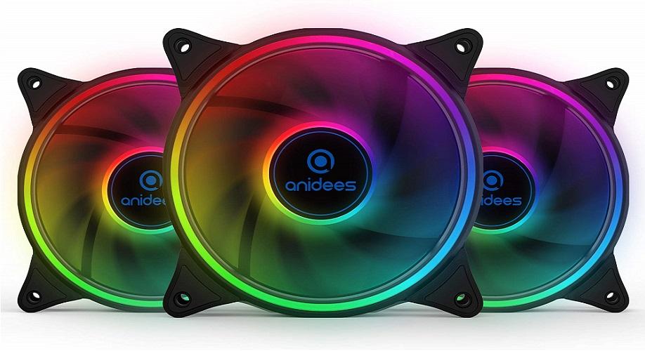 Compatible RGB Fusion Fans