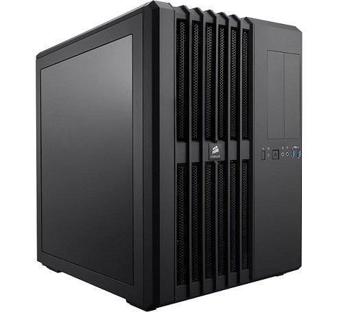 High Airflow ATX Cube Case