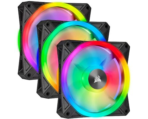120mm RGB LED Fan