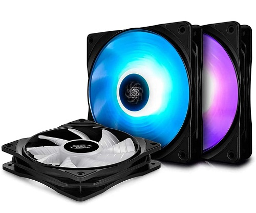Fans Compatible with ASUS Aura Sync