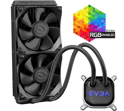 LED CPU Liquid Cooler