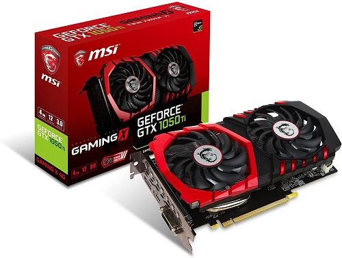 MSI Computer Video Graphic Cards