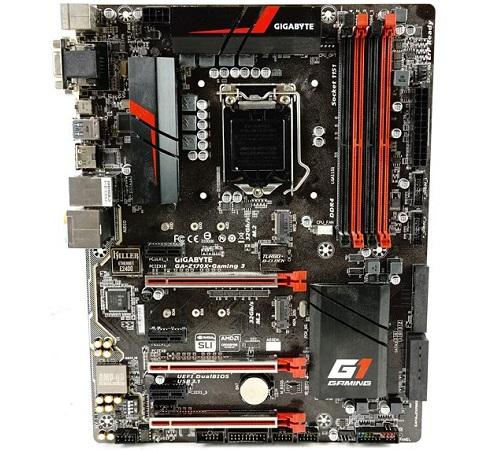 Intel Z170 ATX DDR4 Motherboards