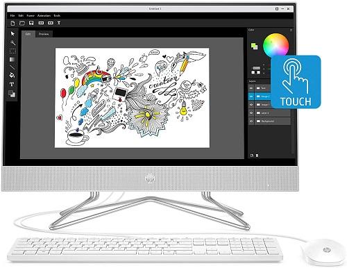 Touchscreen Desktop Computer