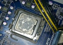 How to clean thermal paste off your CPU without alcohol