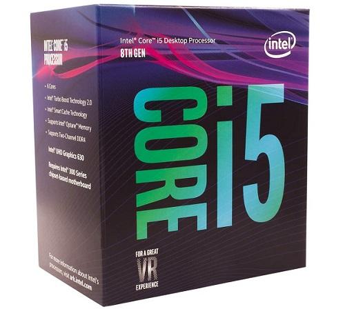 i5-8400 Desktop Processor 6 Cores