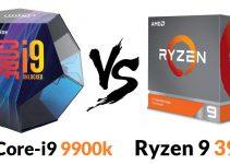 Intel Core-i9 9900k Vs Ryzen 9 3900x – Which one you should BUY