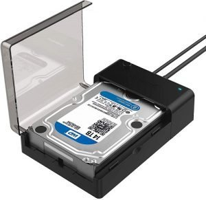 USB 3.0 to SATA External Hard Drive