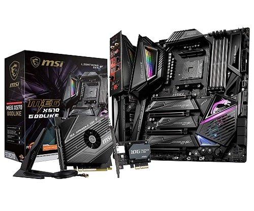 AMD X570 ATX Motherboard