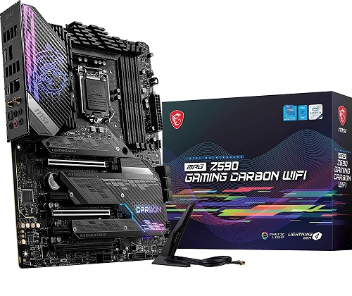 GAMING CARBON WIFI Motherboard