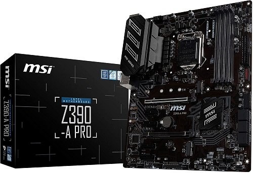 ATX Z390 Gaming Motherboard