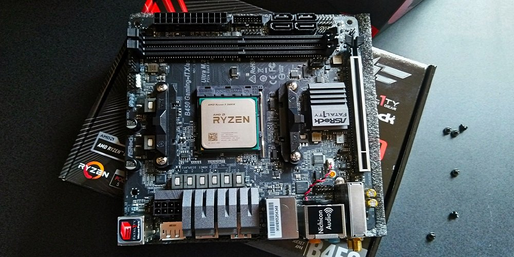Mini ITX Motherboards Reviews