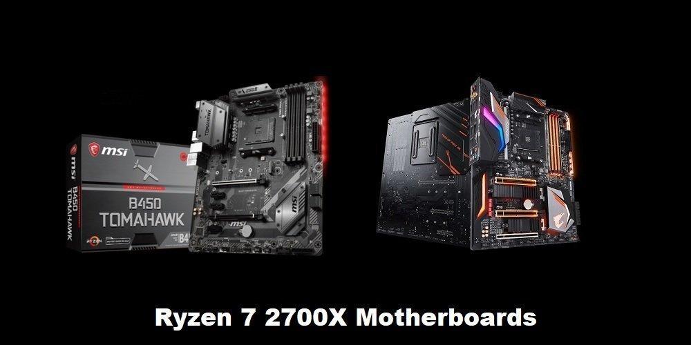 Ryzen 7 2700x Review