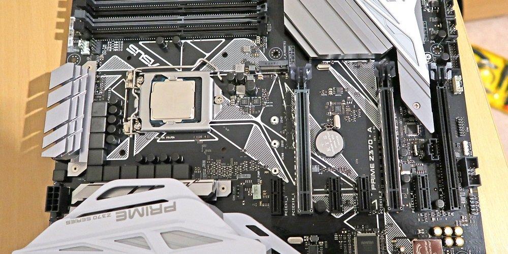 Best Motherboard For i7-8700k