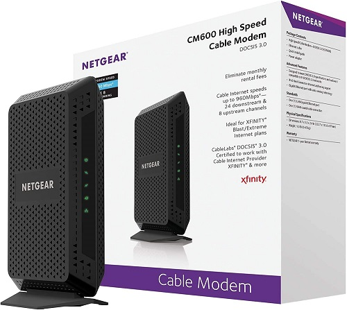 Compatible with Cable Providers Including Xfinity