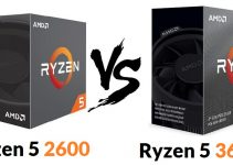 Ryzen 5 2600 vs Ryzen 5 3600 – Which one you should Buy