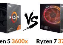 Ryzen 5 3600x vs Ryzen 7 3700x – Which one you should Buy