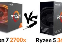 Ryzen 7 2700x vs Ryzen 5 3600 – Which one you should Buy