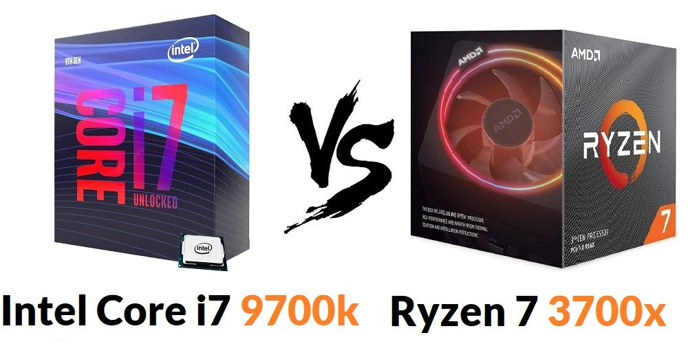 Ryzen 7 3800x vs Ryzen 7 3700x Comparison