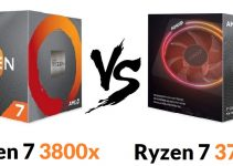 Ryzen 7 3800x vs Ryzen 7 3700x – Which one you should Buy