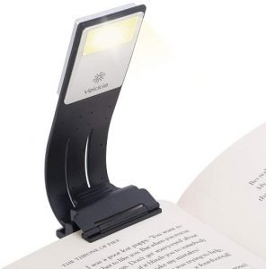 Reading Lights for Books in Bed