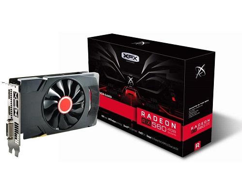 PCI-E AMD Graphics Card
