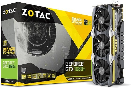Gaming Graphics Card VR Ready